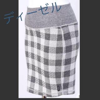 ディーゼル(DIESEL)のディーゼル スカート新品 S(ミニスカート)