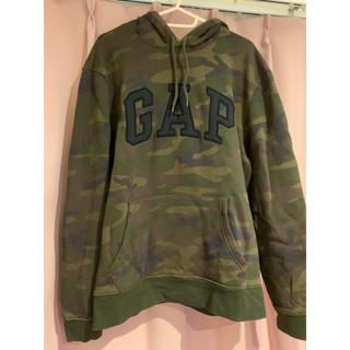 GAP - GAP カモフラパーカー