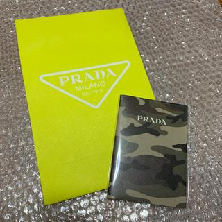 プラダ(PRADA)の《PRADA》 トラベラーズノート パスポートリフィル(ノート/メモ帳/ふせん)