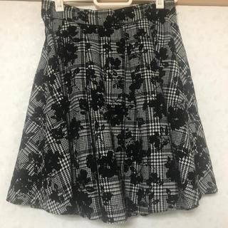 INGNI - ♡INGNI 花柄スカート