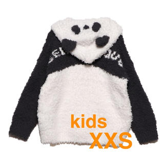 gelato pique - 【 XXS 】kids ★ パンダモコパーカ ★ gelato pique