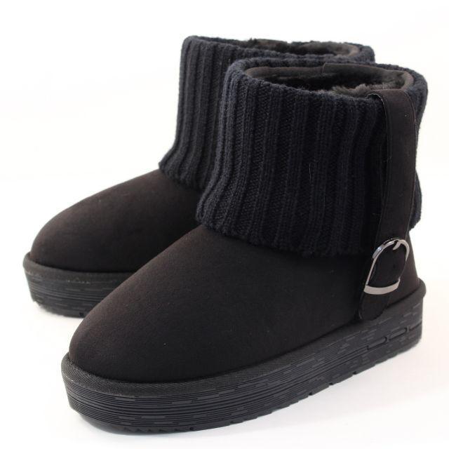CECIL McBEE(セシルマクビー)のCECIL McBEE セシルマクビー ムートンブーツ CM8071 BS L レディースの靴/シューズ(ブーツ)の商品写真