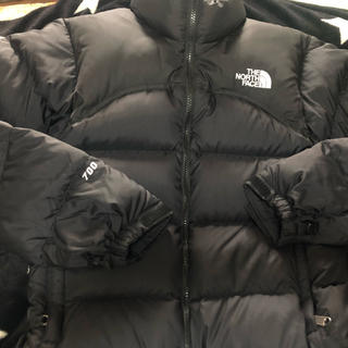 THE NORTH FACE - The north Faceヌプシダウン