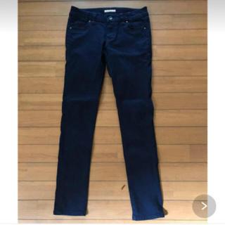 Avail - アベイル紺のジーンズ ストレッチS