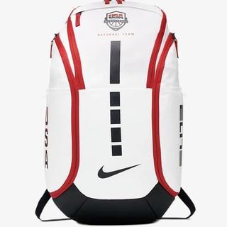 NIKE - ☆【海外限定】NIKE Elite Backpack USA代表モデル(白)