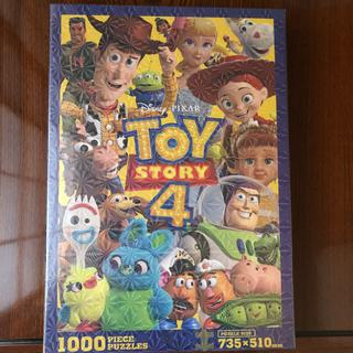 ディズニー(Disney)のトイストーリー4 ホログラム1000Pパズル(キャラクターグッズ)