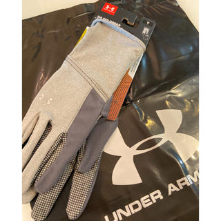 UNDER ARMOUR - アンダーアーマー*手袋 M