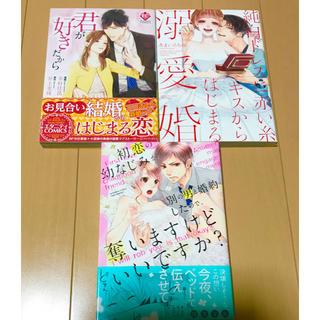【TLコミック3冊セットで950円】 君が好きだから