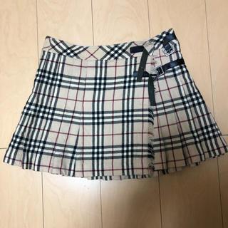 バーバリーブルーレーベル(BURBERRY BLUE LABEL)のバーバリー♡スカート(ミニスカート)