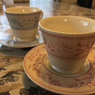 ラルフローレン(Ralph Lauren)のラルフローレン ティーカップ&ソーサー(グラス/カップ)