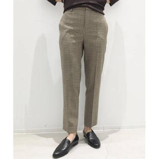 L'Appartement DEUXIEME CLASSE - 19aw L'Appartement MOON Tapered Pants