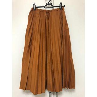 RETRO GIRL - 未使用タグ付き T/R ロング ブリーツ チュールスカート スカート Mサイズ