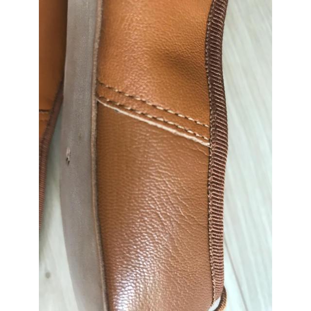 DEUXIEME CLASSE(ドゥーズィエムクラス)の2019 新色 イタリア手作り PORSELLI /ポルセリ バレエシューズ レディースの靴/シューズ(バレエシューズ)の商品写真