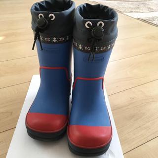 ムーンスター(MOONSTAR )のスノー長靴 サイズ18cm(長靴/レインシューズ)