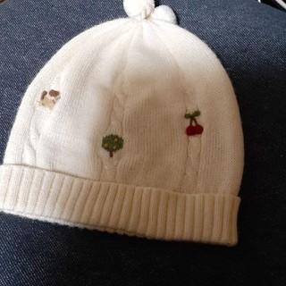familiar - ファミリアニット帽子