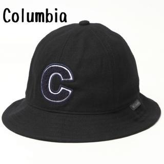 Columbia - Columbia バケットハット ロゴ ボーラー帽