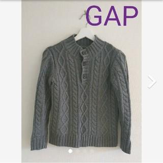 ギャップ(GAP)のGAP セーター 140㎝ 美品(ニット)