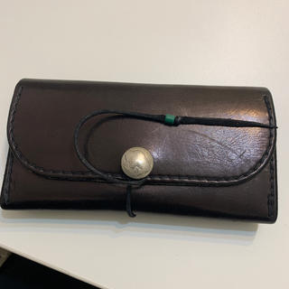goro's - 本物、三つ折り財布、3か月のみの使用