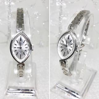 セイコー(SEIKO)の超美品 アンティークウォッチ WGP ミッドセンチュリー セイコー 21石(腕時計)