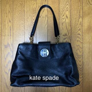 ケイトスペードニューヨーク(kate spade new york)のkate spade ケイトスペード ハンドバッグ ショルダーバッグ 本革(ハンドバッグ)