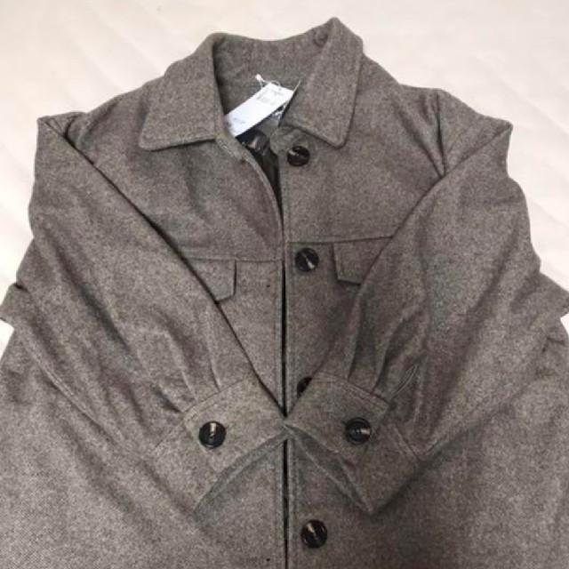 mystic(ミスティック)のmystic CPOジャケットコート レディースのジャケット/アウター(その他)の商品写真
