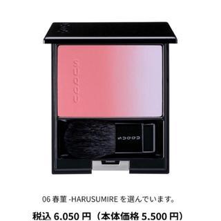 SUQQU - ピュアカラーブラッシュ春菫