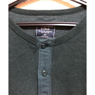Abercrombie&Fitch - アバクロシャツ【福岡天神直営店購入品.美品】