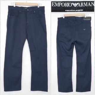 エンポリオアルマーニ(Emporio Armani)のメンズ EMPORIO ARMANI  アルマーニ 31 ブラック デニムパンツ(デニム/ジーンズ)