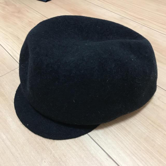 BEAUTY&YOUTH UNITED ARROWS(ビューティアンドユースユナイテッドアローズ)のBEAUTY&YOUTH UNITED ARROWSフェルトカラー キャスケット レディースの帽子(キャスケット)の商品写真