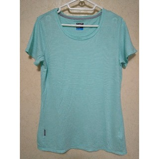 icebreaker 半袖Tシャツ  レディース(Tシャツ(半袖/袖なし))
