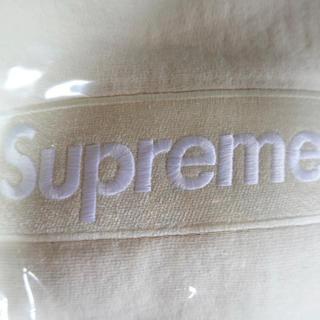Supreme - シュプリーム  ボックスロゴ ナチュラル M