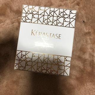 ケラスターゼ(KERASTASE)のラストセール! 1/19まで フレグランスキャンドル 未使用(キャンドル)