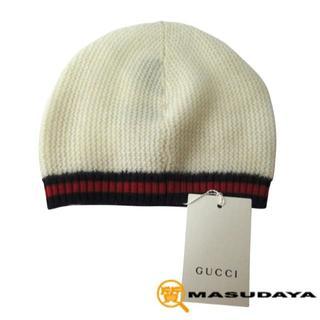 Gucci - グッチニットキャップ【新品・未使用品】