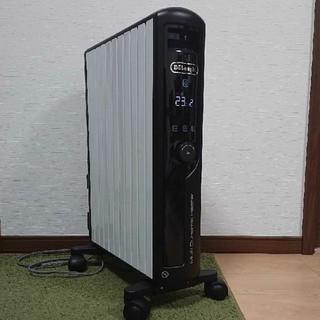 デロンギ(DeLonghi)の希望様専用 デロンギ マルチダイナミックヒーター MDHU15-BK 美品(オイルヒーター)