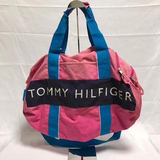 トミーヒルフィガー(TOMMY HILFIGER)の正規品 タミーヒルフィガー カバン 鞄 ピンク レディース  メンズ(ショルダーバッグ)