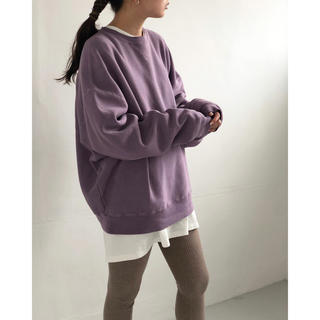 TODAYFUL - TODAYFUL 新作 完売 Vintage Over Sweat スウェット