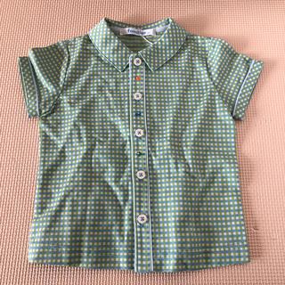 familiar - 半袖シャツ
