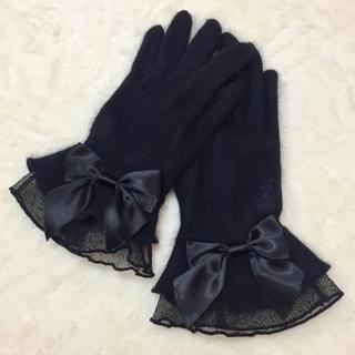 バービー(Barbie)のリボン付き手袋♡(手袋)