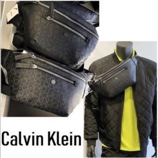 カルバンクライン(Calvin Klein)の即発送★タグ付き★カルバンクライン 新品未使用 メンズ ボディバッグ(ボディーバッグ)