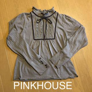 ピンクハウス(PINK HOUSE)のピンクハウス トップス(カットソー(長袖/七分))