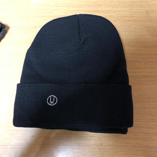 アンダーカバー(UNDERCOVER)のUNDERCOVER ニット帽(ニット帽/ビーニー)