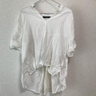 ダブルクローゼット(w closet)のwcloset トップス(シャツ/ブラウス(長袖/七分))