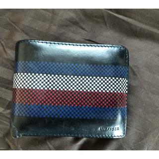 トミーヒルフィガー(TOMMY HILFIGER)のTOMMY HILFIGER 折り畳み財布(折り財布)