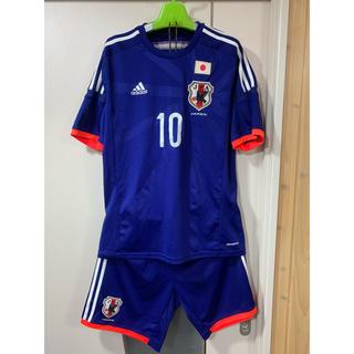 adidas - サッカー日本代表ユニフォーム上下セット