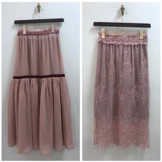 la belle Etude - ラベルエチュード セットスカート