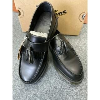 ドクターマーチン(Dr.Martens)のDr.Martens UK6 厚底 ドクターマーチン 皮革未使用 ブラック(ブーツ)
