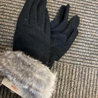 クロエ(Chloe)のクロエ 手袋 新品タグ付き 未使用品(手袋)