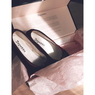repetto - repetto velours shoes