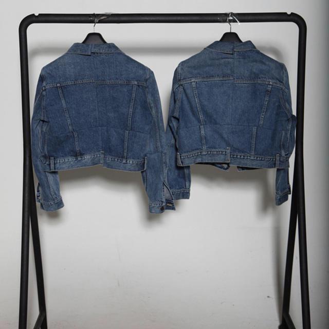 dude9 デニムジャケット メンズのジャケット/アウター(Gジャン/デニムジャケット)の商品写真