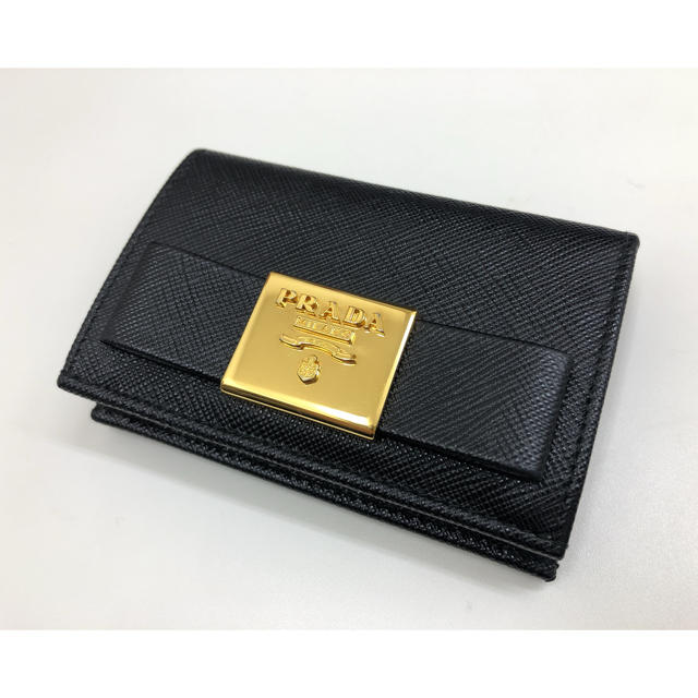 PRADA(プラダ)のプラダ カードケース 名刺入れ メンズのファッション小物(名刺入れ/定期入れ)の商品写真